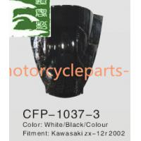 Buy cheap KAWASAKI ZX-12R 2002 Windshield Pmma ABS Black Kawasaki Motorcycle Parts from wholesalers