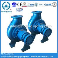 Buy cheap CIS80-65- 250 Copper Impeller Marine Horizontal Centrifugal pump  (125m3/h) from wholesalers