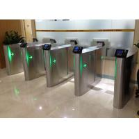 Buy cheap Security Sliding Speed Gates Turnstile Accurate Logical Judgment Barrier Access from wholesalers