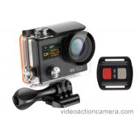 Buy cheap Sunplus 6350 Chip 1080p 60fps Action Camera 170d Lens With SD Card Storage from wholesalers