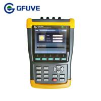 Buy cheap handheld three phase power quality and energy analyzer with 3000a current clamp from wholesalers