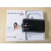 Buy cheap 4G LTE Pocket Wifi Router Sierra Aircard 762s 100Mbps from wholesalers
