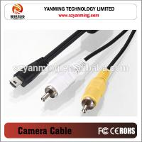 Buy cheap mini 5pin camera av cable for canon from wholesalers
