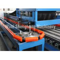 Buy cheap Thermal Polyurethane Sandwich Panel Manufacturing Line Rubber Double Conveyor from wholesalers