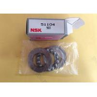 Buy cheap Flat Seat Nsk Radial Thrust Bearing 51104 20mm × 35mm × 10mm product
