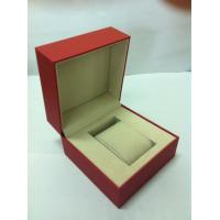Buy cheap Plastic Watch Box with C clip insert product
