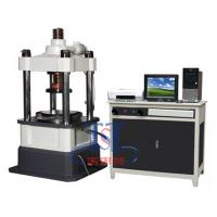 Buy cheap Computer Control Electro Servo-Hydraulic Concrete Compression Testing Machine from wholesalers