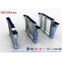 Buy cheap Speed gate Turnstile Access Control System Pedestrian Entry Barriers with CE certification product