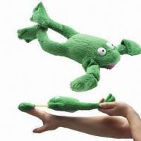 Buy cheap Dog Pet, Makes Fun with You By Slingshot Flying Animals Toys from wholesalers