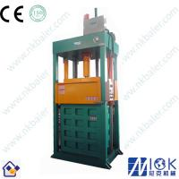 Buy cheap NK30LT Used clothes Baler machine from wholesalers