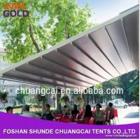 Buy cheap 3.5*2.5m Folding Arm Cassette pergola Awning from wholesalers