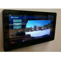 Multi Touch Building Intercom Touch Screen Tablet With Camera Speaker Microphone