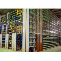 Buy cheap Multiple Level Rack Supported Mezzanine , Structural Storage Mezzanine Platforms from wholesalers
