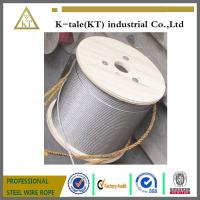Buy cheap lash push lifting used steel wire rope from wholesalers