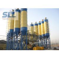 Dry Mix Concrete Batching Plant For Large Scale Building / Bridge Construction