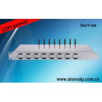 Buy cheap Quality SMS VoIP GSM Gateway 8port32sim from wholesalers