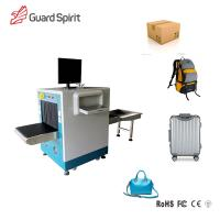 Buy cheap Small Size security x-ray baggage inspection machine for court from wholesalers