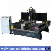 Buy cheap Stone carving cnc machine for sale ZK-9015(900*1500*350mm) from wholesalers