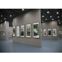 Buy cheap Wooden Exhibition Partition Walls , Room Dividers Operable Wall For Art from wholesalers