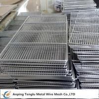 Buy cheap Stainless Steel Barbecue/BBQ Grill Wire Mesh Netting|One-Off and Recycle Type from wholesalers