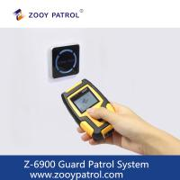 Buy cheap ZOOY Z-6900 GPS GPRS Guard Patrol System SecurityGuard Patrolling Monitoring System with Cloud Software from wholesalers