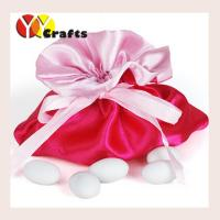 Buy cheap Wedding Hot Pink Candy Bags For Party , Wedding Party Favor Bags from wholesalers