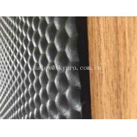 Buy cheap Anti - fatigue Utility Mat with Insertion Stable Pebble Pattern , Hexagon Cow Horse Stall Rubber Matting from wholesalers