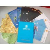 Buy cheap A4 A5 advertising brochure flyer printing service from wholesalers