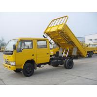 Buy cheap Factory direct sale best price dongfeng 4*2 3-4tons dump tipper truck, hot sale cheapeast dongfeng deisel tipper truck from wholesalers
