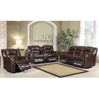 Buy cheap Hot Product 2015 New Bonded Leather Recliner Sofas,loveseat,recliner chairs product