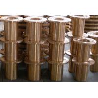 Buy cheap Extrusion Screw Blanking Cutting Forming Presses Machine Copper Tin Bronze Centrifugal Casting Screw Nuts from wholesalers