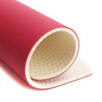 Buy cheap Multi Color PVC Vinyl Flooring For Indoor Table Tennis Court Grid Style from wholesalers