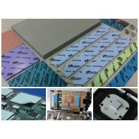 Soft Compressible Violet 4W Thermal Gap Filler High Temperature Phase Change Materials