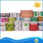 Buy cheap PET/AL/PE bag film for packaging machine aluminum foil laminated sachet roll film from wholesalers