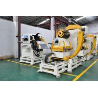China Automatic Yaw Type NC Sheet Metal Coil Feeder Precision Stamping Processing on sale