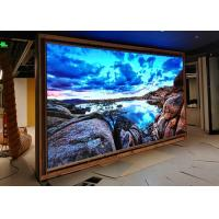 Buy cheap Front Access P1.8 HD Led Display 600x337.5mm panel for Commanding Center from wholesalers