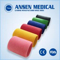 Buy cheap Medical Consumable Bandage Wound Dressing Polyester Casting Tape from wholesalers