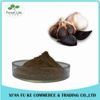 Buy cheap Factory Supply Food Grade High Quality Black Garlic Extract from wholesalers