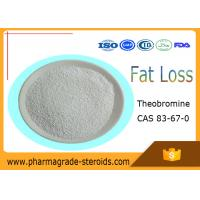 Buy cheap Food Additives Fat Loss Pharmaceutical Raw Materials Theobromine CAS 83-67-0 from wholesalers