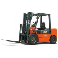 Buy cheap Isuzu Engine Diesel Powered Forklift 3.5 Ton , Diesel Engine Forklift Truck High Performance product