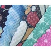 Buy cheap Printed nonwen cloth(pp spunbonded) from wholesalers