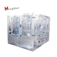 Buy cheap Stable 5 Liters Edible Oil Bottle Filling Machine For Sunflower / Oliver Oil product