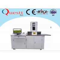 Buy cheap 2000W Channel Letter Bending Machine Automatic Feeding For Advertising Productions from wholesalers