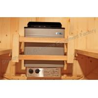 Buy cheap 220V Stainless Steel Electric Sauna Heater 9kw Cuboid for sauna room product