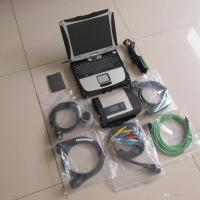 Buy cheap Mercedes Benz CF19 + MB Star C4 SD Connect + HDD Xentry Diagnostics System SD Compact 4 Mercedes Diagnosis Multiplexer from wholesalers
