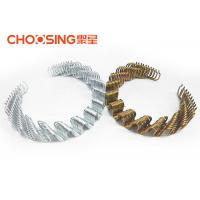 Buy cheap Furniture Interior Precut Zig Zag Sofa Springs 9 Gauge Steel Wire Easy Installed from wholesalers