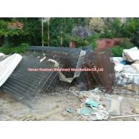 Buy cheap Large Capacity Municipal Solid Waste Shredder Machine 2650kg - 36000kg Weight from wholesalers