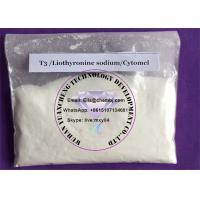 Buy cheap Weight Loss Steroids Liothyronine Sodium T3 Cytomel For Hypothyroidism Treatment from wholesalers