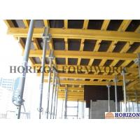 Buy cheap Recyclable Table Formwork Systems Timber Beam H20 Large Spindle Range 2.5x5.0m  from wholesalers