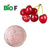 Buy cheap Organic Fruit Extract Powder , Acerola Cherry Extract Powder High Vitamin C Content from wholesalers